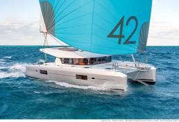 Catamarán Lagoon 42