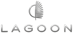 Logo Lagoon en Zarpas Catamaranes
